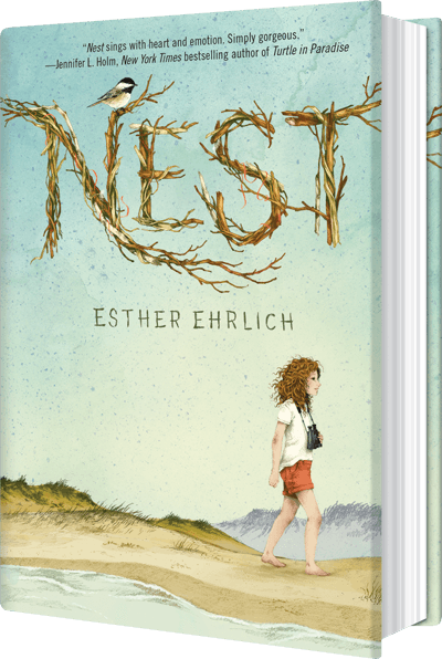 Nest book cover